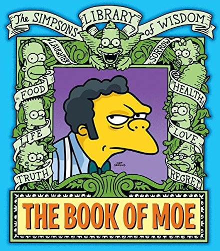 The Book of Moe: Simpsons Library of Wisdom]()