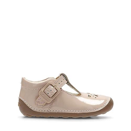 57f449b21c0264 Clarks Girls  Little Weave Closed Toe Sandals  Amazon.co.uk  Shoes ...
