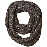 Echo Design Women's Boucle Loop Scarf, Black, One Size