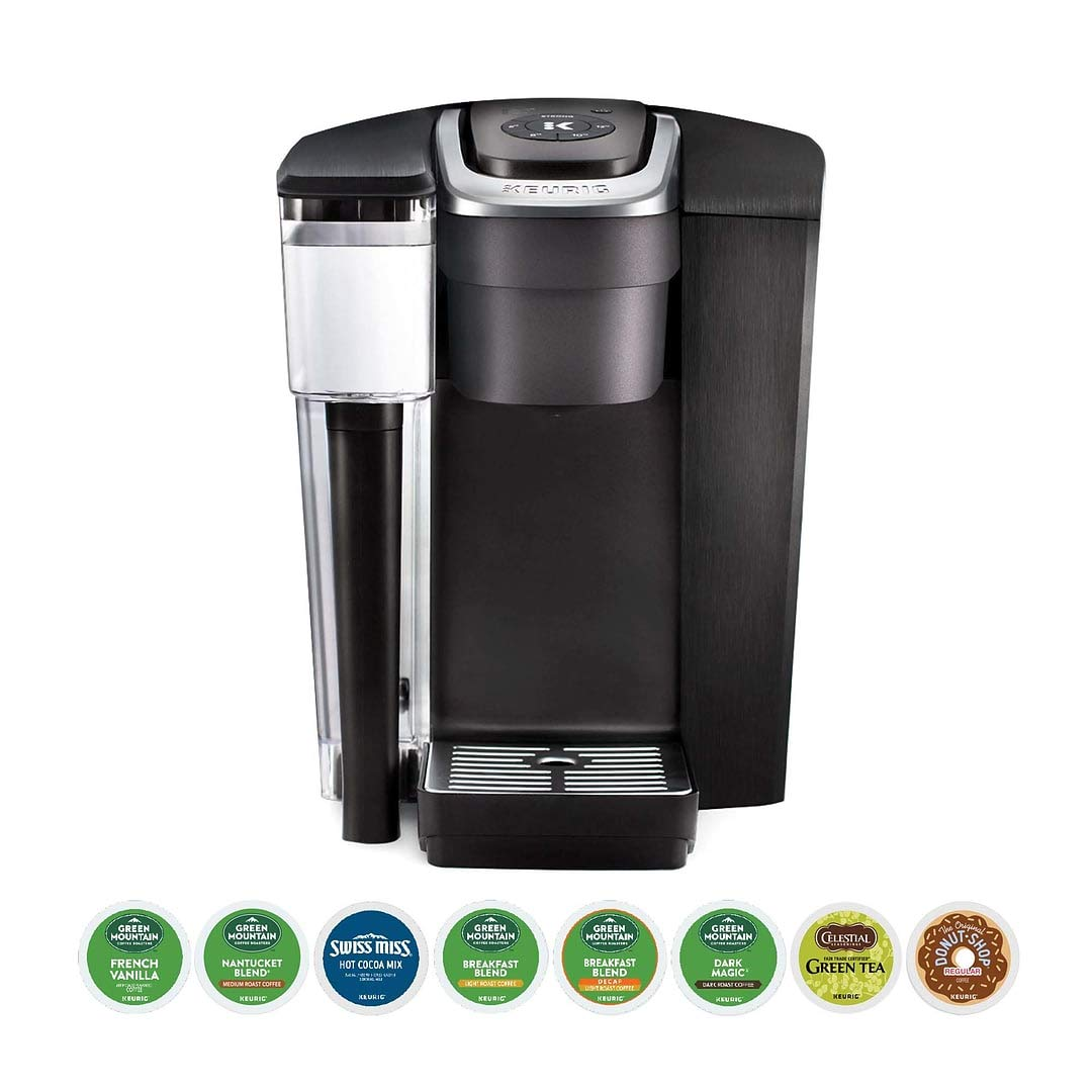 Keurig K-1500 Single Serve Commercial Coffee Maker Bundle with 192 K-Cups