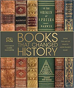 amazon books that changed history from the art of war to anne