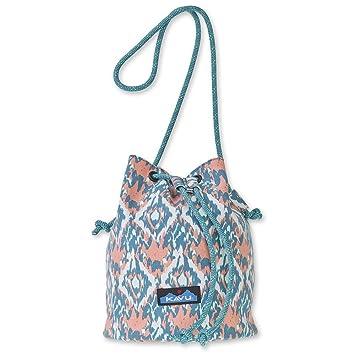KAVU Bucket Bag Canvas Sling Purse Bag for Women and Kids - Beach Paint d364f494c61d4
