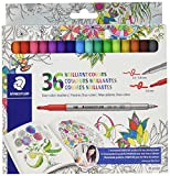 Best Color Markers - Staedtler Duo color Markers (320C36JBLU) 36 pc Review