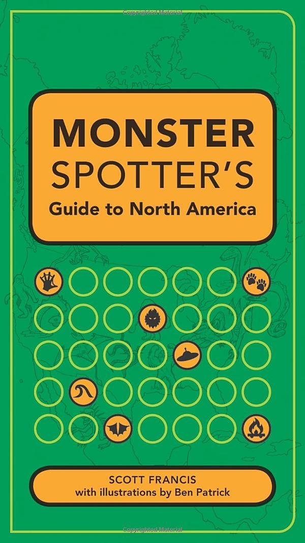 Download Monster Spotter's Guide to North America pdf epub