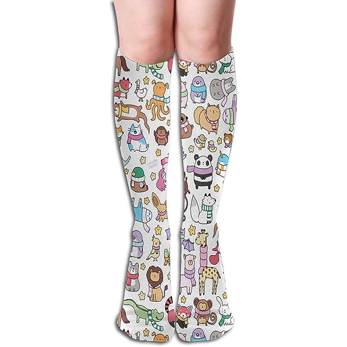 Amazon.com: Calcetines con diseño de animales torturados en ...