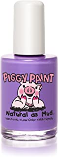 product image for Piggy Paint 100% Non-toxic Girls Nail Polish - Safe, Chemical Free Low Odor for Kids, Periwinkle little star - Great Stocking Stuffer for Kids