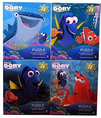 Disney Finding Puzzles Octopus Destiny