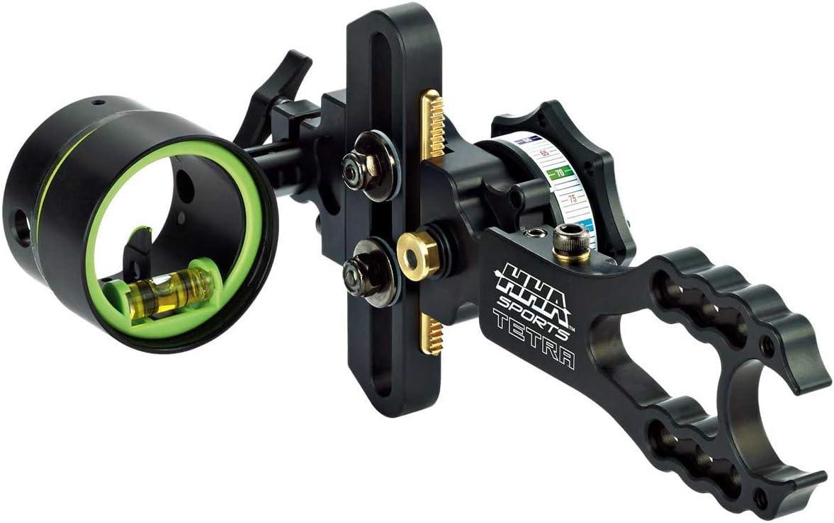 Black HHA Tetra TTR-5519 with .019 pin 1.625 Dia Scope