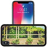 Luxlady Apple iPhone x iPhone 10 Aluminum Backplate Bumper Snap Case IMAGE ID 27611303 Vintage looking Ernst Ludwig Haus at Kuenstler Kolonie artists colony in Darmstadt Germany