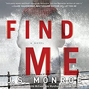 Find Me Audiobook