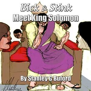 Bick & Stink Meet King Solomon Audiobook