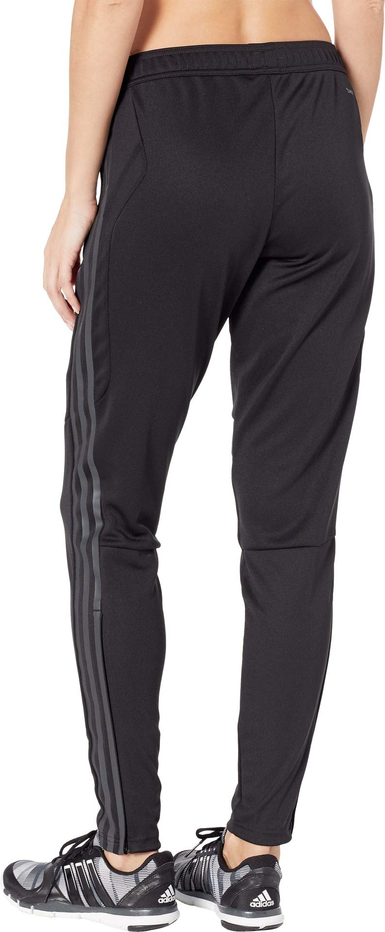 adidas Women's Soccer Tiro 19 Training Pant, Black/Carbon Pearl Essence, XX-Large by adidas