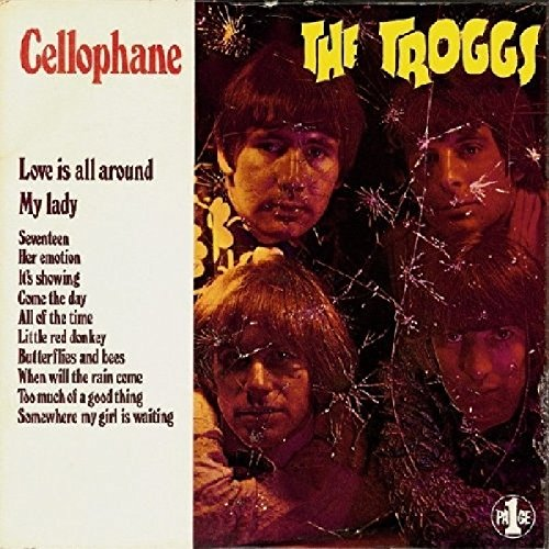 Troggs - Cellphane (Germany - Import)