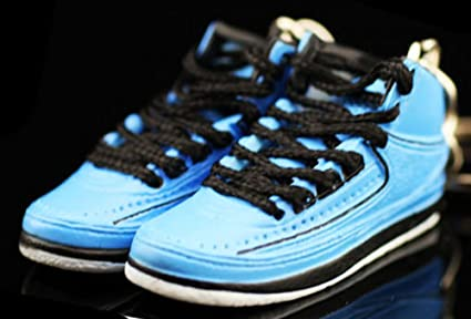 Image Unavailable. Image not available for. Color  Air Jordan II 2 Retro  University Blue UNC Candy Pack ... 82c6774605