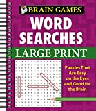 Brain Games® Word Searches - Large Print