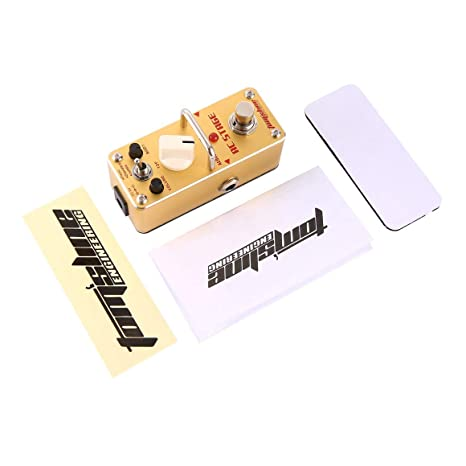 Funnyrunstore Aroma AAS-3 AC Stage Simulador de guitarra acústica ...