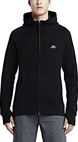 a7c056ce1 Nike Mens SB Everett Graphic FZ Hoodie 704813-010: Amazon.ca: Sports &  Outdoors