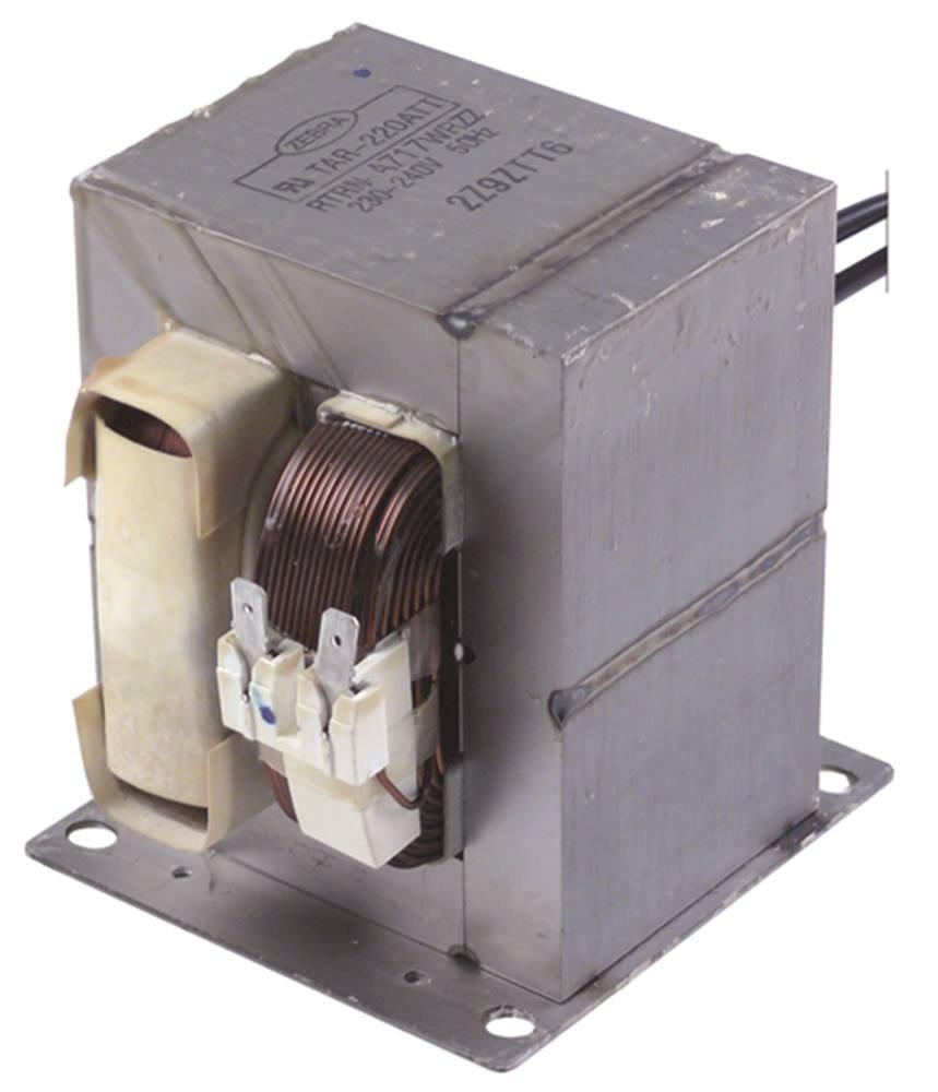 Cookmax RTRN-A717WRZZ - Transformador de alta tensión para ...
