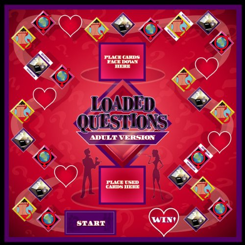 loaded question board game rules - 7