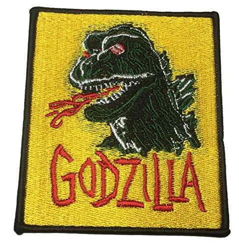List of the Top 10 godzilla iron on patch you can buy in 2019