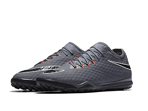cheap for discount 2ba23 d3109 Nike Zoom Hypervenom Phantom X 3 PRO TF AH728, Scarpe da Calcio Unisex- Adulto, Multicolore: Indaco 001, 42 EU: Amazon.it: Scarpe e borse