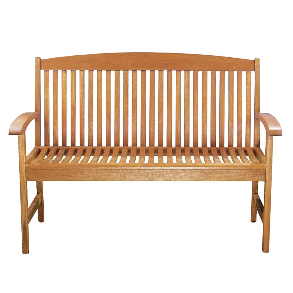 Achla Designs OFB-07 Classic Slat Bench, 4-Foot