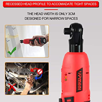 Vpment Cordless Ratchet Wrench featured image 2