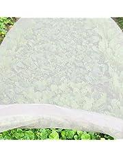 JYCRA - Telo antigelo per Piante, in Tessuto Non Tessuto di Alta qualità, Riutilizzabile, per Piante da Giardino e Verdure