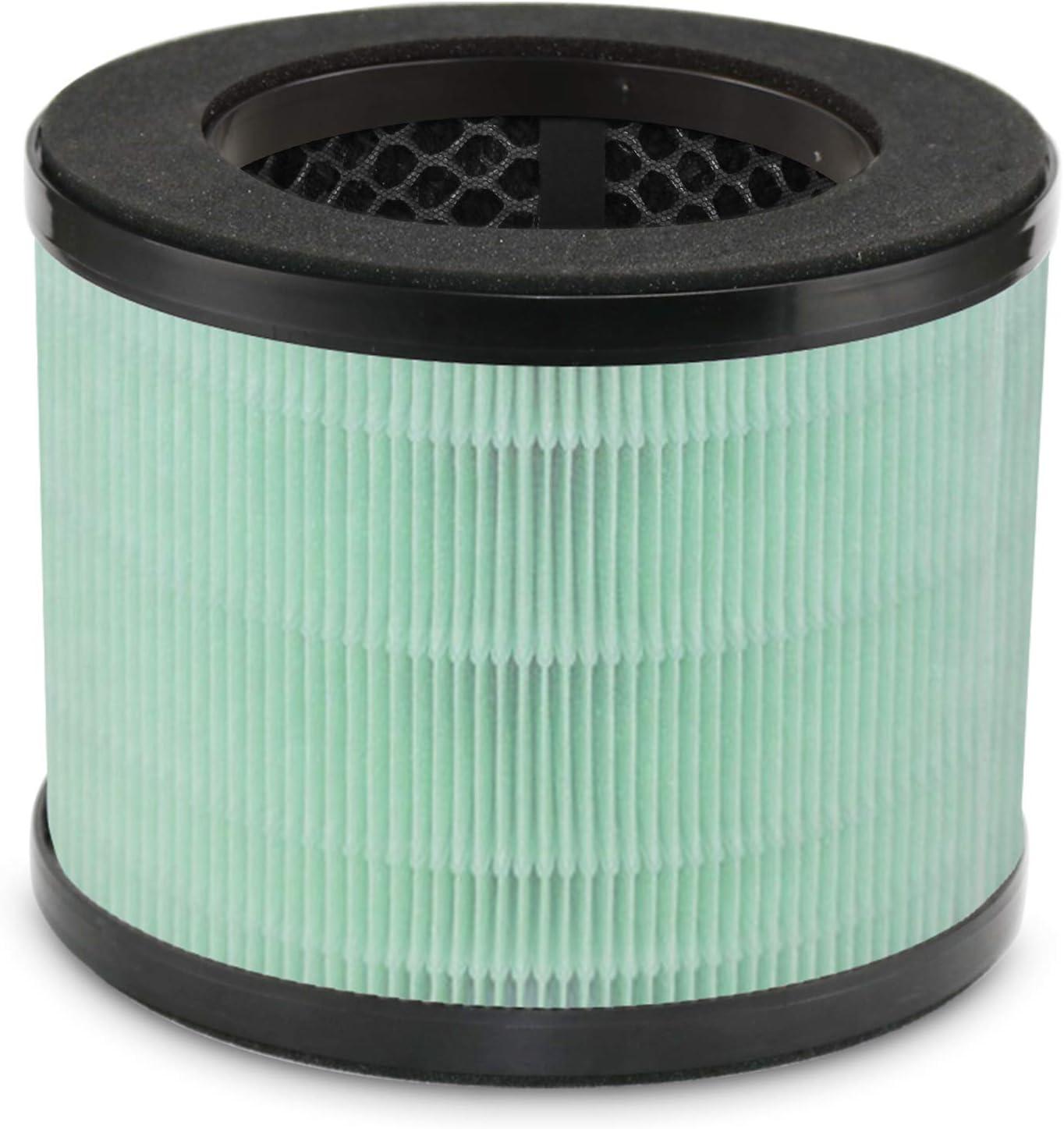 Okaysou AirMic4S Medical Grade Ultra-Duo Filter Replacement (Green)
