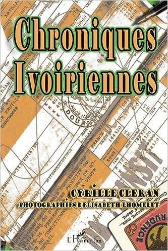 Livres gratuits Chroniques ivoiriennes pdf ebook