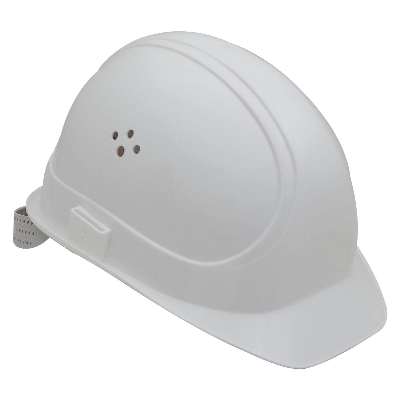 VOSS 11409003 Bauschutzhelm Inap-Master 6 Polyethylen weiß
