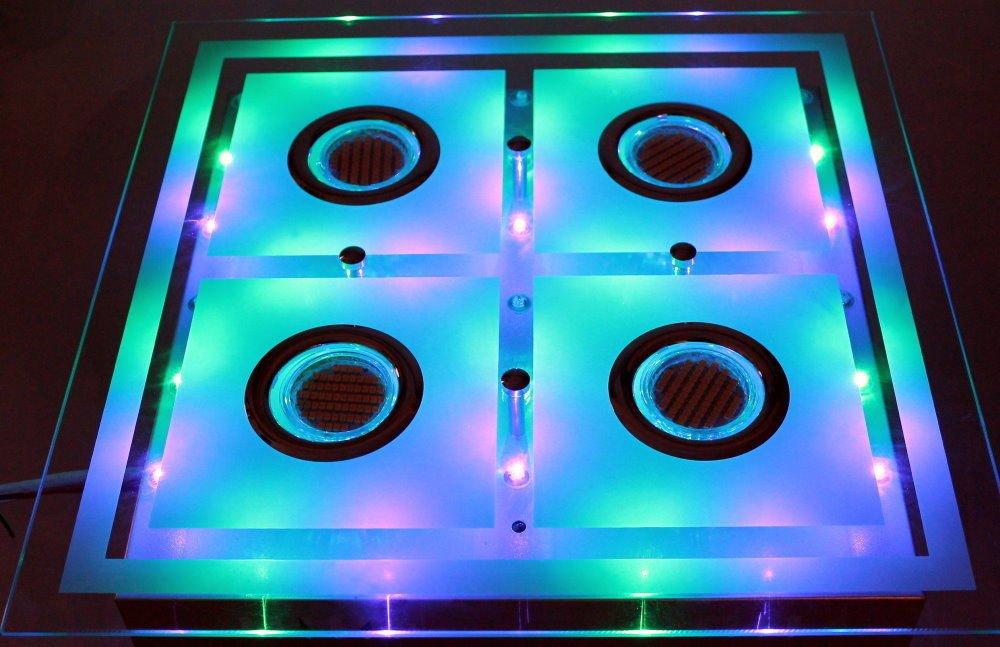 LED Deckenleuchte Leuchte Decken Lampe Farbwechsel bunt D3 ...