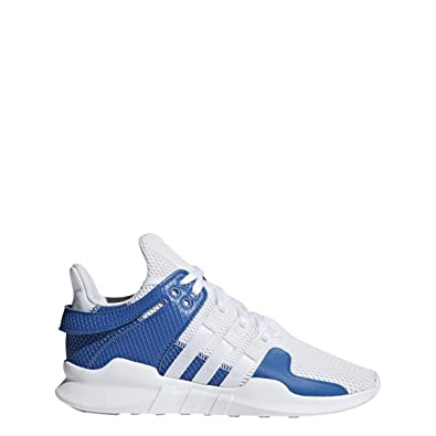 new product 56ff4 53c7d Amazon.com | adidas Boys EQT Support ADV J Blue/White ...