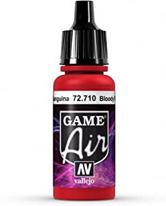 Vallejo Game Air Bloody Red Paint