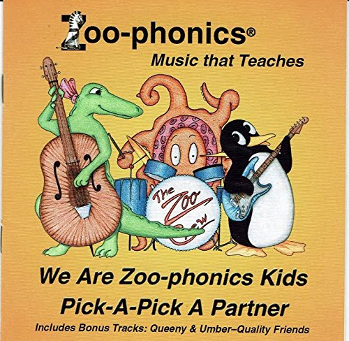 Zoo-phonics: Music That Teaches