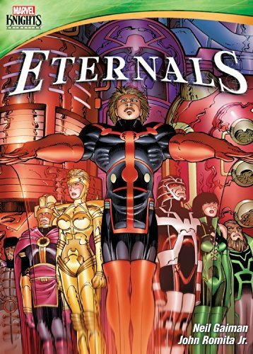 Marvel Knights: Eternals from Shout! Factory