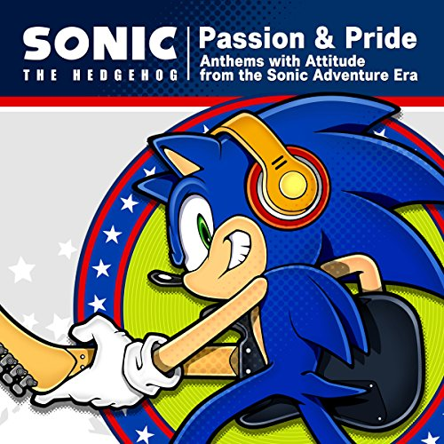 Price comparison product image Passion & Pride: Anthems with Attitude from the Sonic Adventure Era (CD2)