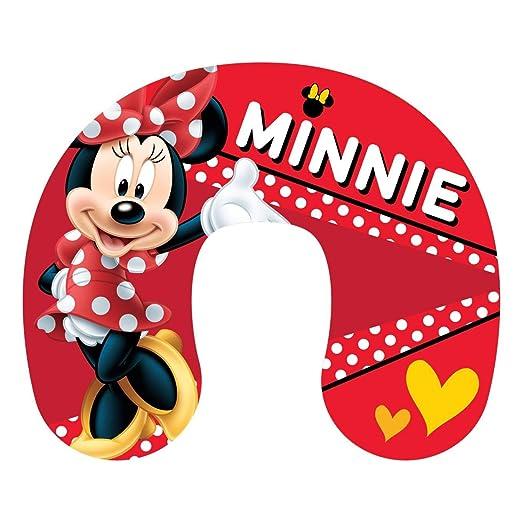 Minnie Mouse - Almohada de Cuello para niños, diseño de ...