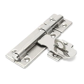 Juego de cierres para puerta de cajón de acero inoxidable de ...