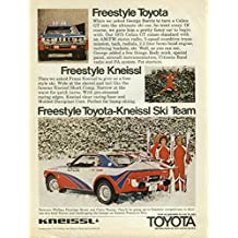 Freestyle Toyota Freestyle Kneissl Freestyle Toyota-Kneissl Ski Team ad 1975