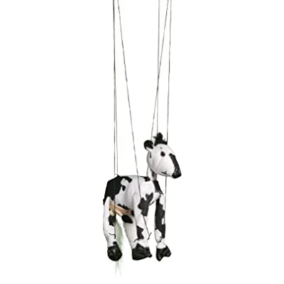 "Sunny toys 16"" Baby Cow Marionette: Toys & Games"