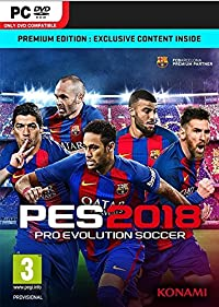 Pro Evolution Soccer 2018 System Requirements | Can I Run Pro
