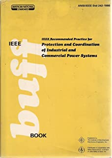 ieee std 242 1986 ieee recommended practice for protection and coordination of industrial and - Ieee Color Books