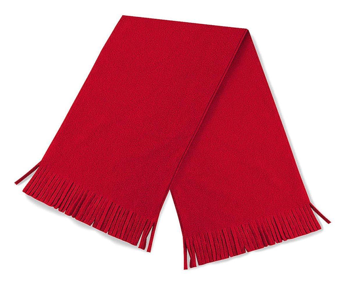 Beechfield Suprafleece Dolomite Scarf (Classic Red)