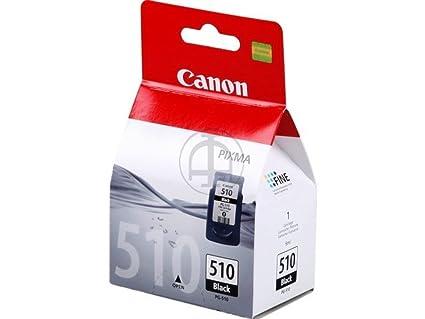 Canon PG-510 - Cartucho de Tinta para impresoras (Negro ...