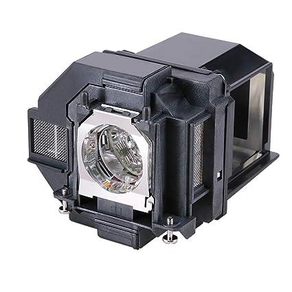 Loutoc V13H010L96 Lámpara Proyector para Epson ELPLP96 PowerLite Home Cinema EB-S41 EH-TW5650 EH-TW650 EB-U05 EB-X41 EB-W05 EB-W05 WXGA 3300 EH-TW5600