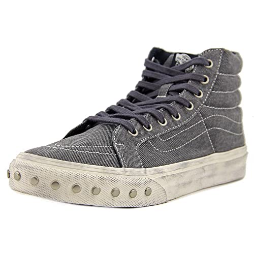 a9cef7c95273 Image Unavailable. Image not available for. Color  Vans Overwashed SK8-Hi  Slim ...