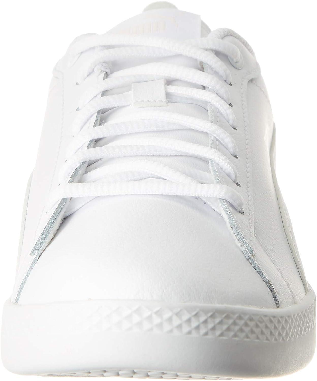 Puma Smash Wns V2 L L, Baskets Femme White Rosewater