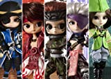 Sengoku Basara 12 Inches Doll Sarutobi Sasuke Byul Figure