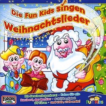 Weihnachtslieder Zum Singen.Die Fun Kids Singen Weihnachtslieder